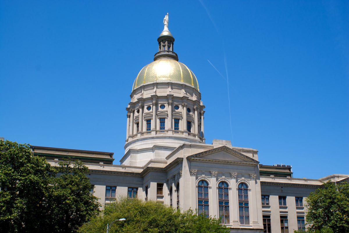 Atlanta state capitol